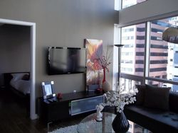 "47"" Samsung LCD TV Downtown Los Angeles"
