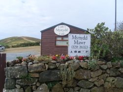Mynydd Cafe and campsite.