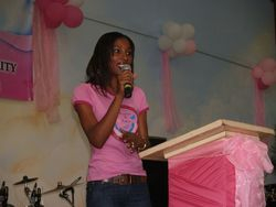 Our PP Girl's Conference -Wolmer's= Sept. 2008