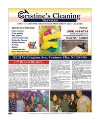 Christine's Cleaning, Promotions Newspaper