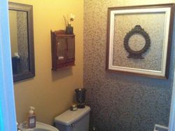 One day project bathroom idea