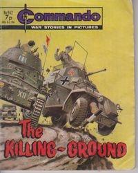 Commando War Comic