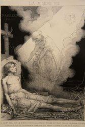 Rambert, Misery no 8, 1851