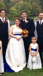 Custom Made Wedding Gown #1-2