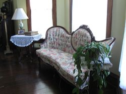Victorian seating