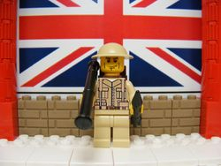 British Desert Commando