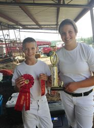 Kids Showmanship HOTODGA