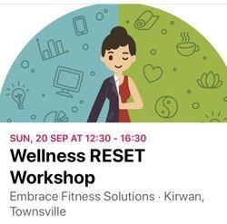 RESET Workshop Townsville