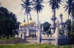 317 Mosque Kuala Lumpur