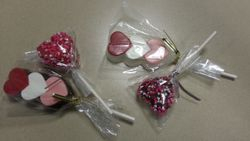 Valentine's Day Chocolates and Cake Pops