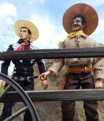Cisco and Pancho by J.W.