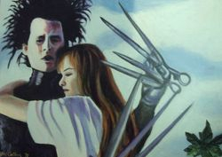 """Johnny Depp"", ""Winona Ryder"", ""Edward Scissor Hands"",""Actor"",""Actress"","