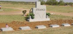 Electra Memorial Cemetery, Electra, Texas