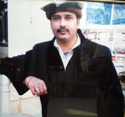 Shaheed Zahid Hussain wld Habib Allah