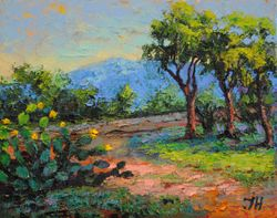 Mexican landscape.