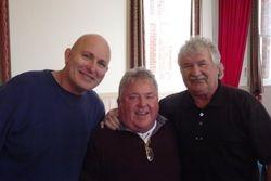 Lee Bronson, Jackie Robinson, John Kenny