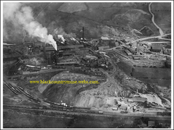 Old Hill Iron Works. 1921.