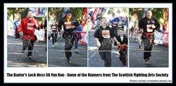 Baxters 5k Fun Run - September 2012