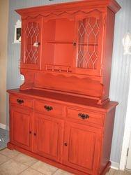 Renewed Hutch Cabinet