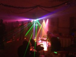 Disco Lighting Hire
