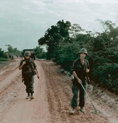 Army, Vietnam - ENGINEERS: