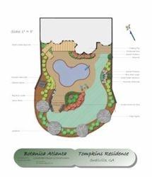 Residential Landscape Design - Snellville, Georgia