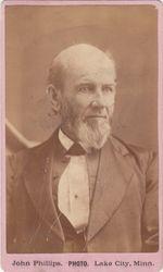 John Phillips, photographer of Lake City, MN