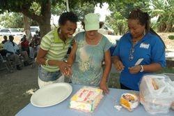 Welcome Home Cake-Barbaras Village