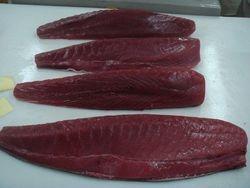 Tuna loins sashimi grade