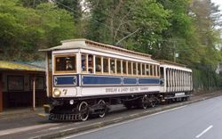 Tunnel Car No. 7 at Groudle Glen, 10th May 2015