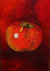 Reverse Art: Apple