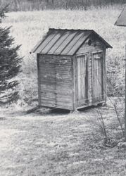 Brumbaugh House Outhouse