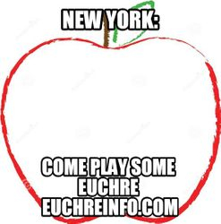 New York:  Come play some Euchre
