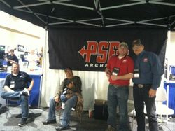 hanging with the PSE guys
