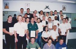 Kiwis rule at Chu Shong Tin Seminar circa 1995