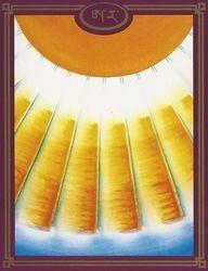 12 AH RA les rayons enflammés du Soleil