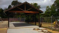 Finished Pavilion