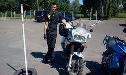 Jau ar savu moci uz motokursiem