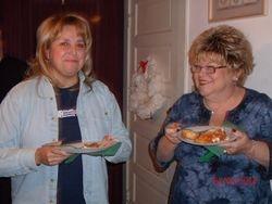 Diane and Jan
