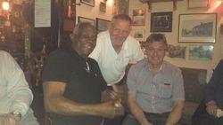Clive Myers, Frank Rimer & Steve Grey