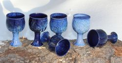 Blues :) ~ Goblets