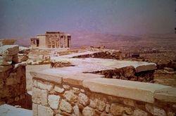368 Acropolis ramparts Athens