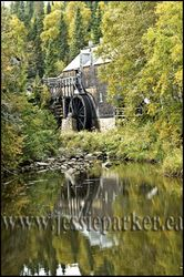 Grist Mill,NB
