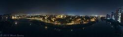 Cardiff Panorama - Night
