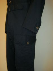 ARP / ROC overalls £230 Front left leg side pocket