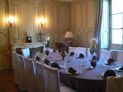 grande salle à manger hotel particulier de turenne
