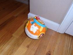 VTech Wiggle & Crawl Ball - $8