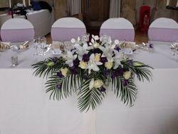 Bridal Table Arrangement   #R5