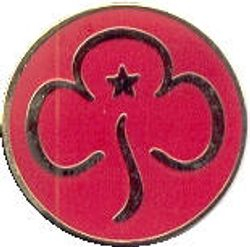 Current Trefoil Guild Promise Badge