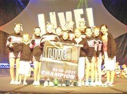 First Place Junior Dance